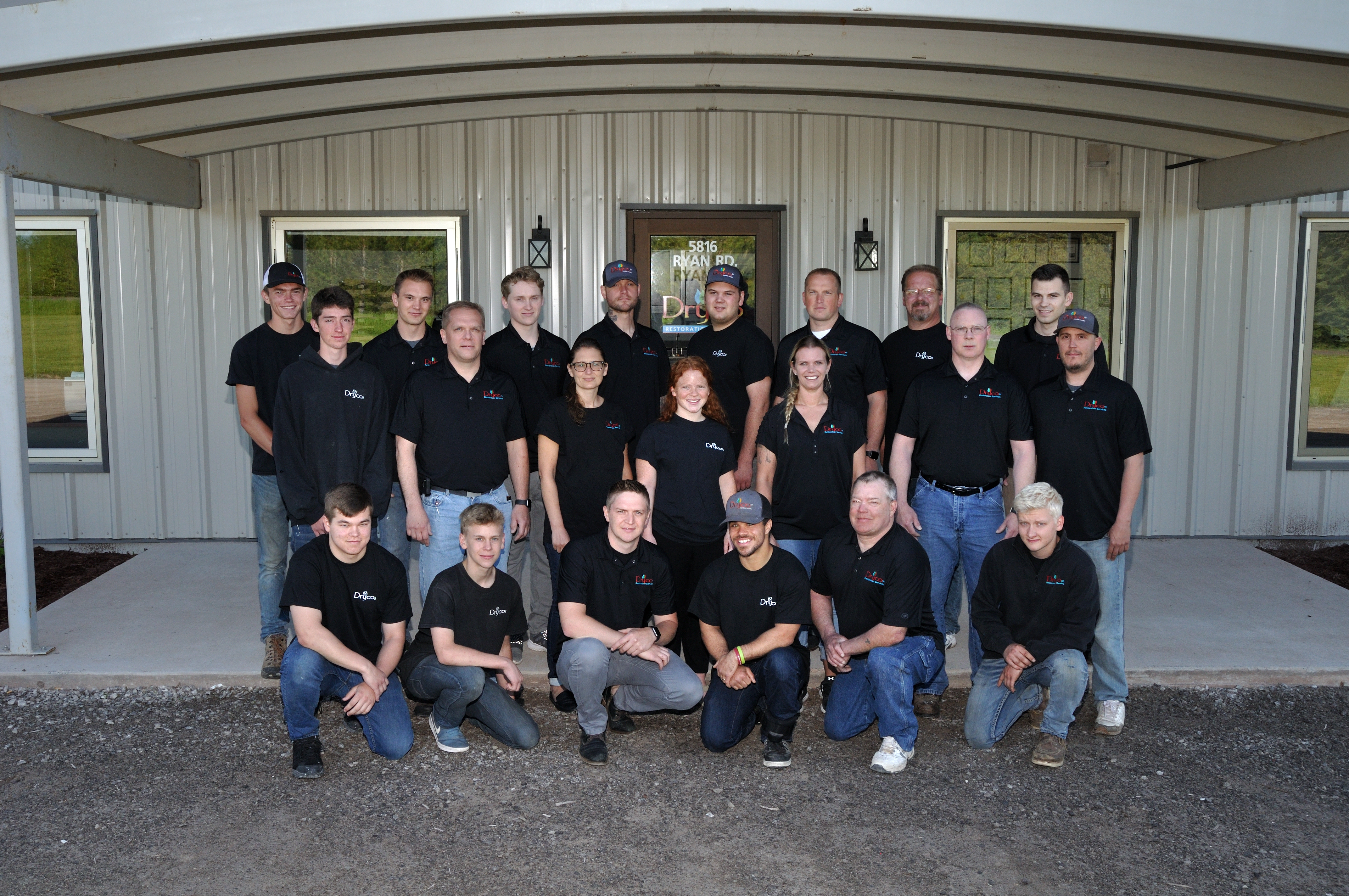 Dryco Restoration Team